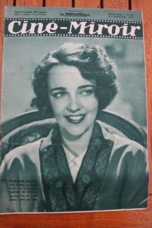 1937 Sacha Guitry Charles Laughton Elsa Lanchester