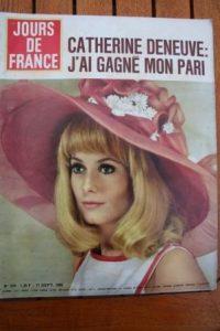 1966 Catherine Deneuve Brigitte Bardot Julie Christie