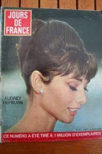 1966 Audrey Hepburn Jane Fonda Michele Mercier