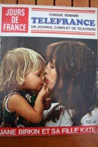 1969 Jane Birkin Dany Carrel Michele Morgan Aznavour