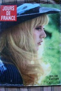 1969 Vintage Magazine Sylvie Vartan Adamo Virna Lisi