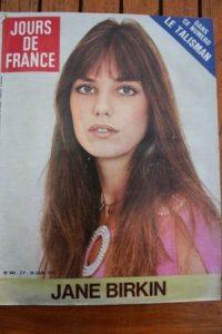 1973 Jane Birkin Marcel Dassault Brigitte Bardot