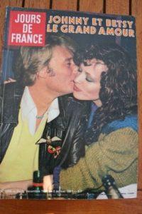 1981 Johnny Hallyday Sophie Marceau Annie Cordy