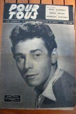 1947 Ava Gardner Jean Vinci Jean Paredes Jacques Feyder