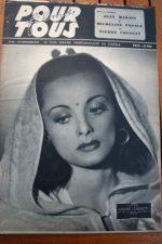 1947 Louise Carletti Jean Marais Janis Paige