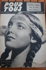 1947 Linda Darnell Dorothy Lamour Joel McCrea