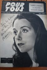 1947 Ludmilla Tcherina Linda Christian Esther Williams