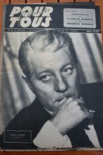 1947 Jean Gabin Claire Maffei Roger Pigaut