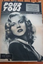 1947 Anne Jeffreys Georges Guetary Charles Boyer