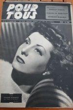 1947 Anne Crawford Lana Turner Tyrone Power
