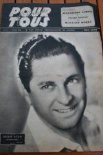 1947 Sidney Toler Maria Montez Wallace Beery