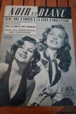 1953 Vintage Magazine Rita Hayworth