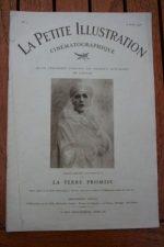 1925 Pierre Blanchar Raquel Meller La terre promise