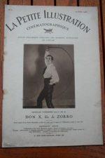 1926 Douglas Fairbanks Mary Astor Don Q Son of Zorro