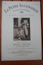 1926 Ivan Mozzhukhin Mosjoukine Michel Strogoff