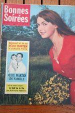 1958 Vintage Magazine Felix Marten