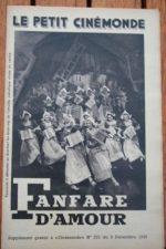 1935 Fernand Gravey Julien Carette Betty Stockfeld