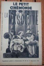 1935 Germaine Roger Lucien Baroux Armand Dranem