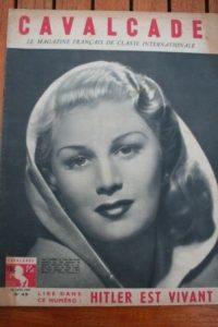 1947 Joan Caulfield Esther Williams
