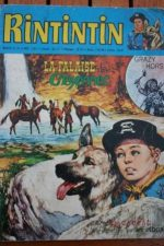 1971 Comic Rintintin Issue: 19 Release Date: 08/1971