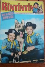 1977 Comic Rintintin Issue: 85 Release Date: 02/1977