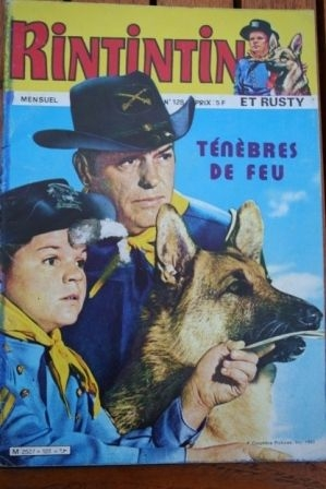 1980 Comic Rintintin Issue: 128 Release Date: 10/1980