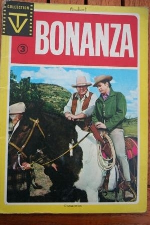 1976 Comic Bonanza Issue: 3 Release Date: 07/1976