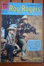 1962 Comic Roy Rogers Issue: 5 Release Date: 04/1962