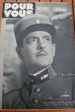 1939 Pierre Fresnay Ann Sheridan Gracie Fields