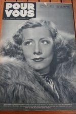 1939 Irene Dunne Charles Boyer Fred Astaire
