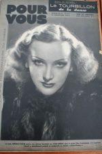 1939 Mireille Balin Jean Gabin Sylvia Bataille