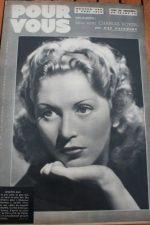 1939 Martha Eggerth Phillips Holmes Charles Boyer
