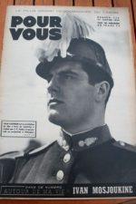 1939 Ivan Mosjoukine Rene Dary Rudolph Valentino