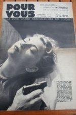 1938 Annabella Yvonne Printemps Sacha Guitry Darrieux