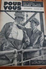 1938 Albert Prejean Michele Morgan Georges Melies