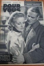 1938 Norma Shearer Marie-Antoinette Conrad Veidt