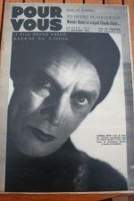 1938 Conrad Veidt Errol Flynn Robin Hood Deanna Durbin