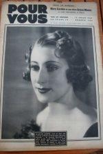 1938 Madeleine Carroll Sabu Spencer Tracy Tyrone Power