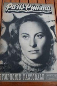 1946 Michele Morgan Pierre Blanchar Line Noro