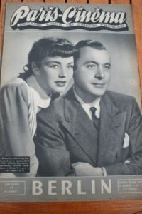 1946 Jennifer Jones Charles Boyer Cluny Brown