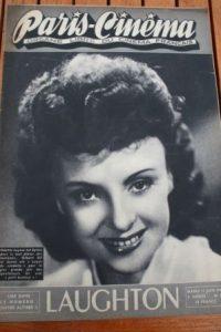 1946 Odette Joyeux Charles Laughton Una Merkel