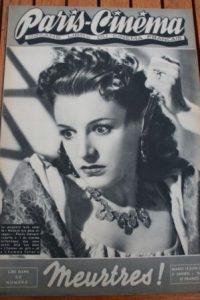 1946 Phyllis Calvert Viveca Lindfors Ann Sheridan