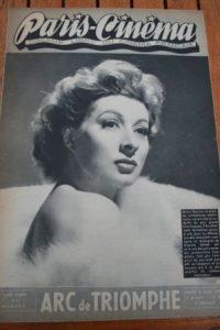 1946 Greer Garson Ingrid Bergman Walter Pidgeon