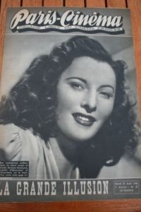 1946 Barbara Stanwyck Jean Gabin La grande illusion