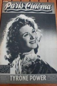 1946 Jacqueline Gauthier Tyrone Power Yvonne De Carlo