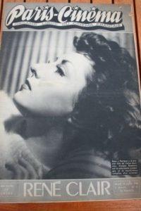 1946 Viviane Romance Rene Clair The Wizard of Oz