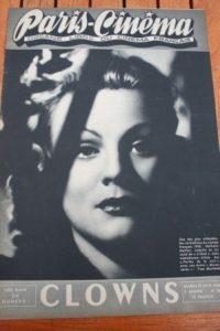 1946 Nathalie Nattier Abbott And Costello Simone Renant