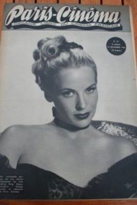1946 Andrea King Louise Carletti Errol Flynn