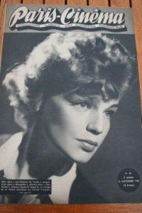 1946 Simone Signoret Yvonne De Carlo Martha Vickers