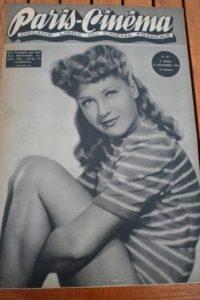 1946 Lysiane Rey Jean Marais Josette Day